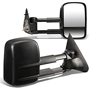 Amazon.com: ECCPP Towing mirrors For 1997 1998 1999 Ford