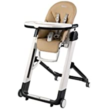 Peg Perego Siesta Highchair, Noce