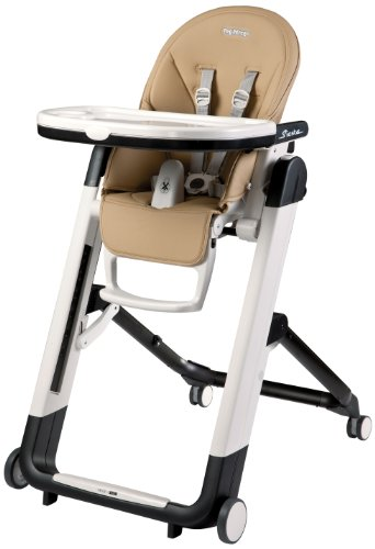 Peg Perego Siesta High Chair in Noce Brand New!!