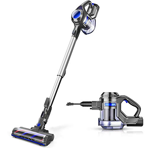 MOOSOO M Cordless Vacuum 10Kpa Powerful Suction 4