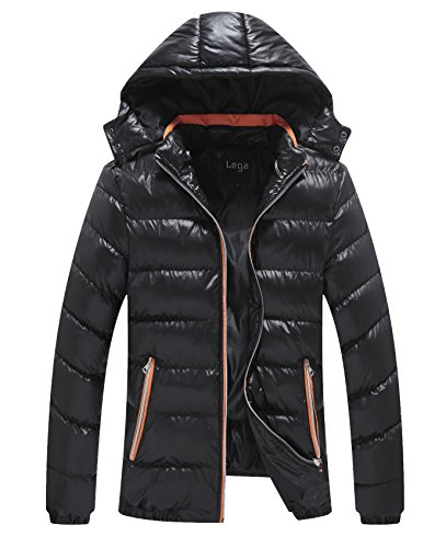 Lega Mens Padded Jacket Removable product image