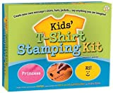: Creative Options Words and Crafts T-Shirt Stamping Kit