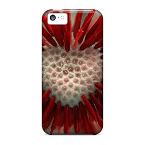 Defender Case For Iphone 5c, Beautiful Nature Gift Pattern