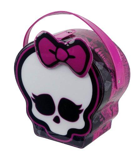 Monster High - Estuche con maquillaje en forma de calavera ...