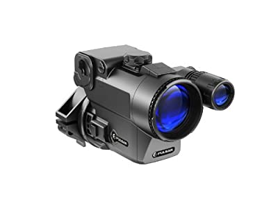 Pulsar DFA75 Digital Night Vision Attachment Forward with 42mm Cover Ring Adapter by Pulsar/Yukon - Sellmark :: Night Vision :: Night Vision Online :: Infrared Night Vision :: Night Vision Goggles :: Night Vision Scope