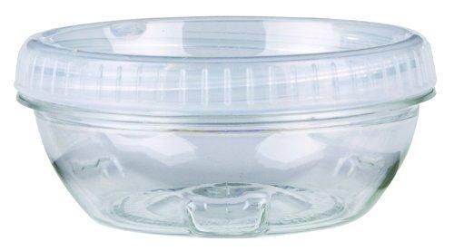 ArtBin 6942AB Twisterz Jar, Large/Short, - Translucent Food Jar