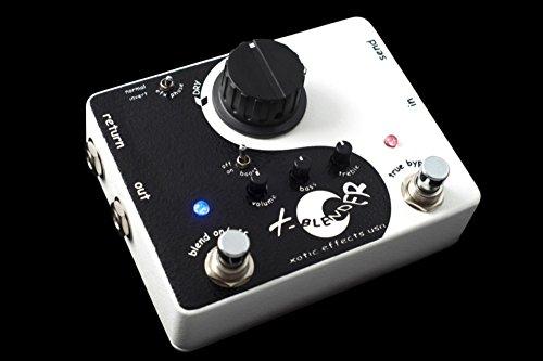 Blender Pedal - Xotic Effects X-Blender Switchable Series/Parallel Loop Pedal