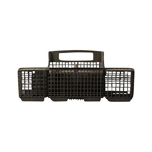 Kenmore Elite W10807920 Dishwasher Silverware Basket Genuine Original Equipment Manufacturer (OEM) part for Kenmore Elite & Kenmore