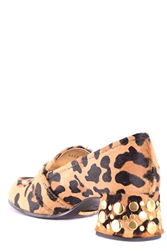 Car Escarpins Suède Femme MCBI063031O Marron Shoe B6AqBPT
