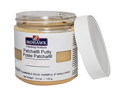 Mohawk Finishing Products Patchal Putty (Natural Maple M734-0018) : Wood Putty (Maple Wood Putty)