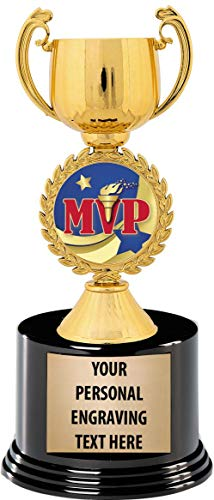 - Crown Awards MVP Trophies with Custom Engraving, 7.25