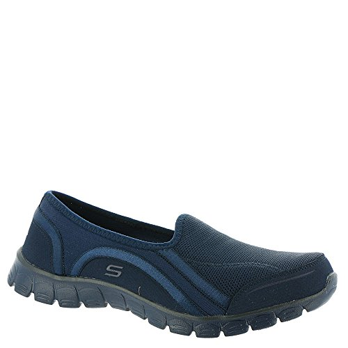 Skechers - Zapatillas de Material Sintético para mujer Nvy