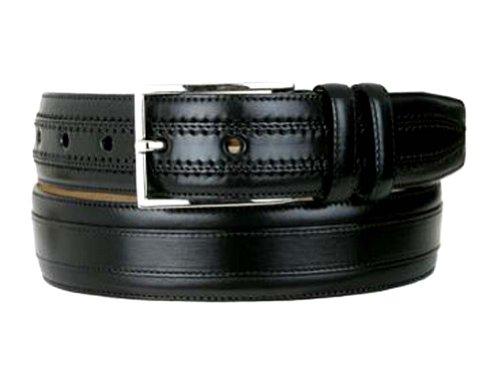 Mezlan Men's 8595 Belt Black 40
