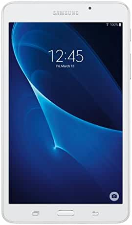 Samsung Galaxy Tab A SM-T280NZWAXAR  7-Inches 8 GB Wifi Tablet (White)