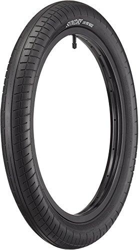 Bmx Street Tires - ODYSSEY Sunday Street Sweeper Tire 20x2.4'' Black