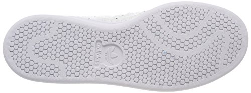0 footwear White footwear Blanc Femme Indigo Baskets noble Stan White Adidas Smith qw7PxfC