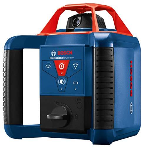 Bosch GRL900-20HVK Self-Leveling Rotary Laser Kit