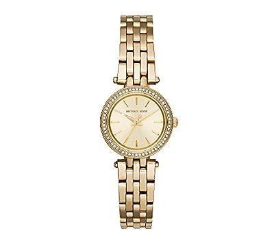 Michael Kors Petite Darci Goldtone Watch by Michael Kors