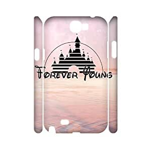 taoyix diy Forever Young Unique Design 3D Cover Case for Samsung Galaxy S3 I9300,custom cover case ygtg591260