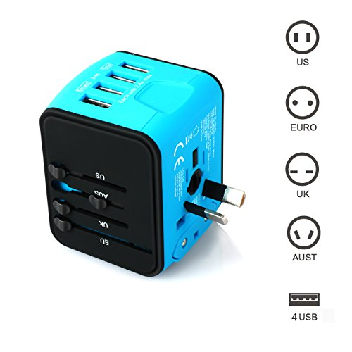 Universal Castries International Converters Countries product image