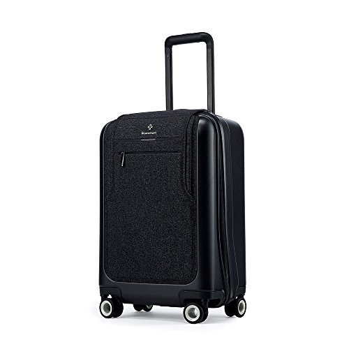 Bluesmart Black Edition International Luggage