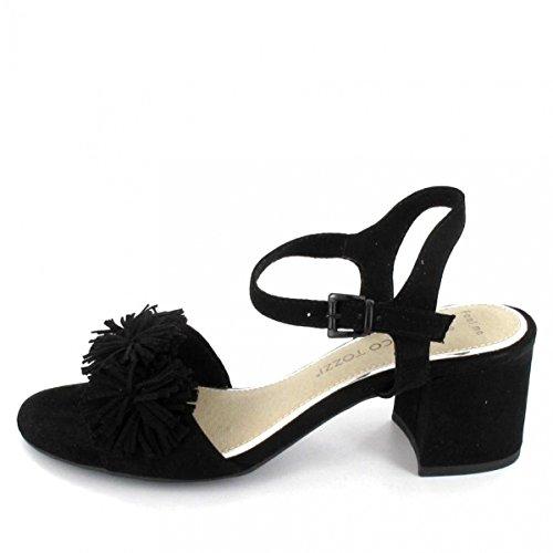 Marco Tozzi - Scarpe con cinturino alla caviglia Donna