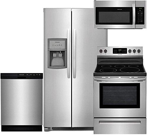 Frigidaire Stainless Steel Kitchen Package FFSS2625TS 36