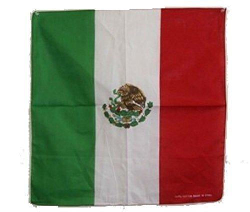 Bandana Handkerchief Bandanna - Mexico Mexican 22