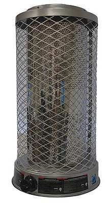 Dayton 1WVL8 Gas Fired Radiant Heater, Portable, NG