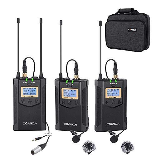 Wireless Microphone Comica CVM-WM100