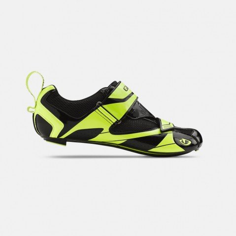 Giro 2017 Womens Petra VR Dirt Cycling Shoes B00NDKBQ70 46.5 EU|Blk/Hi Yel
