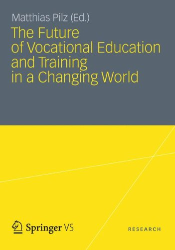 The Future of Vocational Education and Training in a Changing World