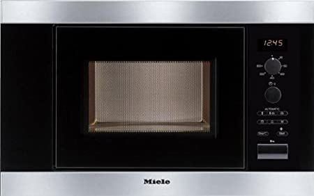 Miele M 8160-2 ED Clst, LED - Microondas: Amazon.es: Hogar