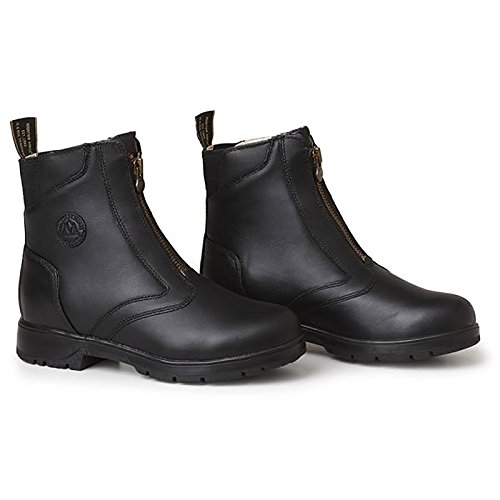 River Damen HORSE nero Spring Paddock MOUNTAIN Stiefelette H0xtqdwHX