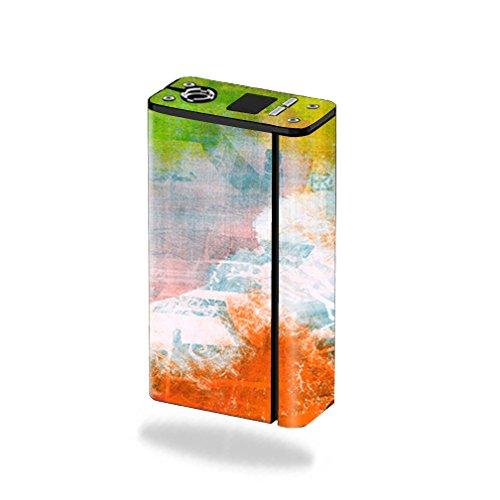 MightySkins Skin for Smok XCube Mini 75W – Urban Abstract | Protective,...