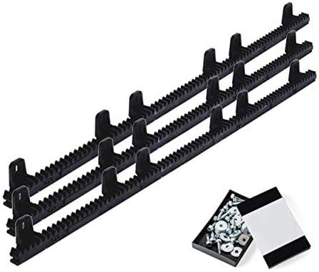 Pack cremallera nylon estandar para motor corredera, compatible ...