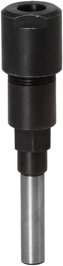 BIlinli Tige dextension de Machine de Gravure de Tige de 8 mm Pince de rallonge de Peu de routeur de coupeur de Coupe