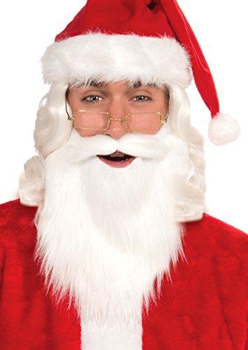 Forum Novelties Simply Santa Moustache