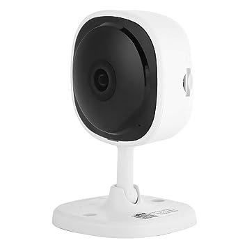 Aramox Cámara casera, 200 W WiFi 180 ° 1080 P FHD Panorámica WiFi Cámara Sensor
