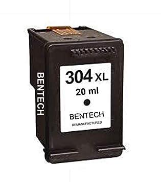 BENTECH 304XL Cartucho Equivalente Original 304XL para ...