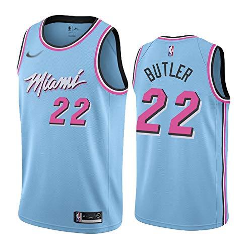 NBA Miami Heat Jimmy Butler # 22 Sports Jacket Basketball Match Jersey