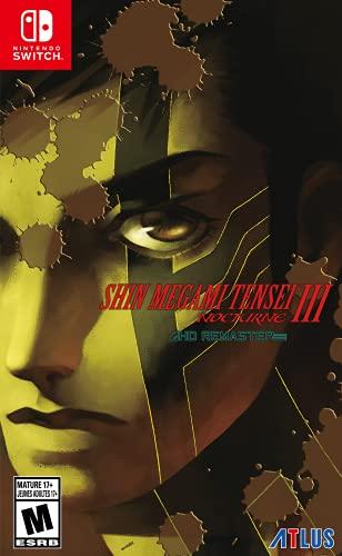Shin Megami Tensei III: Nocturne HD Remaster – Nintendo Switch