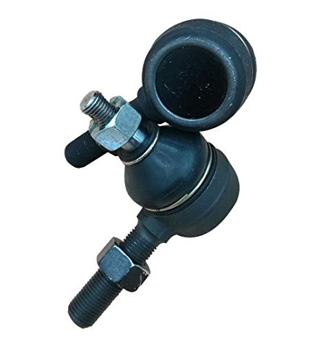 Commercial navigation Tie Rod End with Grease Fitting Fits for Club Car DS Golf Carts (1976-2008),Ball Joint Kit 7539+7540 ()