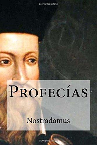 Profecías  [Nostradamus] (Tapa Blanda)