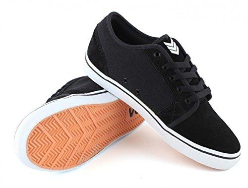 Vox Skate Shoes Deuce Black/White