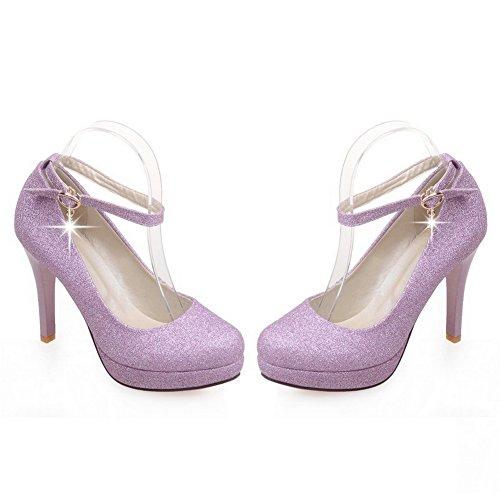 pour Violet Violet femme Escarpins AdeeSu pour AdeeSu femme Escarpins 6wxnqzz