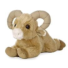 "Big Horn Sheep 8"" Mini Flopsie Stuffed Animal"