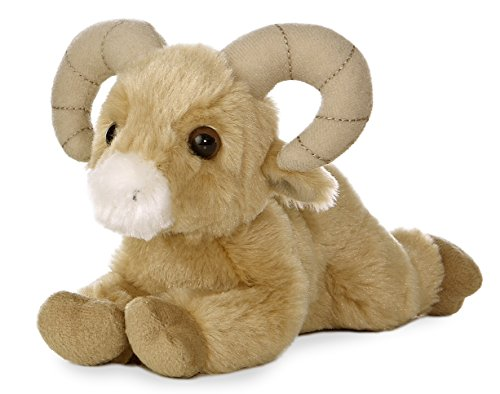 "Aurora World 8"" Big Horn Sheep Toy, Multicolor"