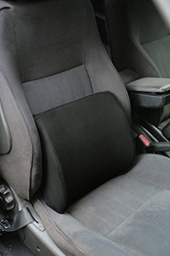 Cuscini Lombari Auto.Buy Ergogo Memory Foam Lumbar Support Pillow Travel Back Cushion