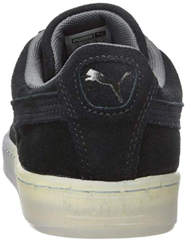 1 Baskets Mixte Black Adulte Classic Suede Puma gtIHnqwEE
